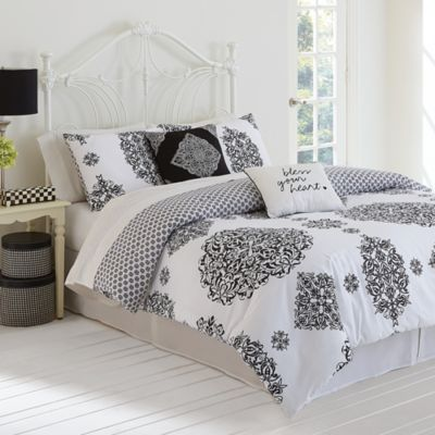 My favorite pieces! The comforter and pillows are gorgeous! ($99.99-179.99)
