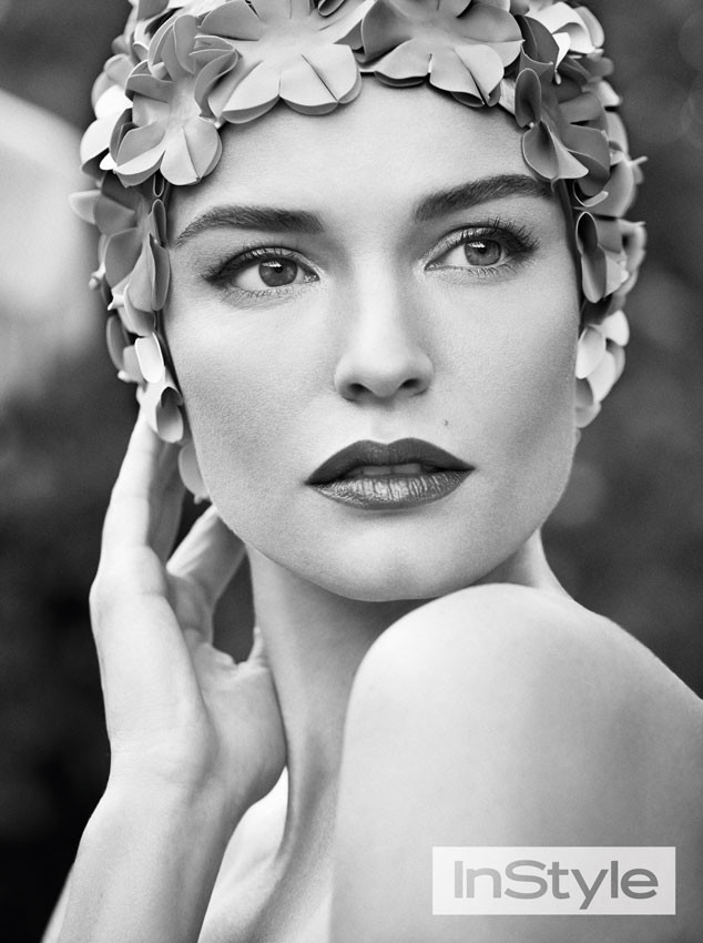 Kate Bosworth InStyle UK Close Up Face The Lifestyle Reporter
