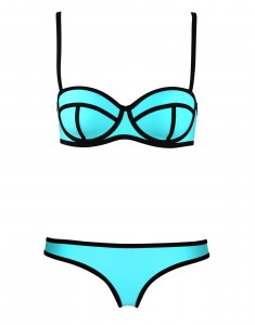 Triangl Swimwear Milly Santa Rosa Splash The Lifestyle Reporter