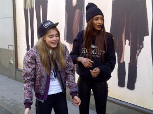 Jourdan Dunn Homies Brian Lichtenberg Sweater South Central The Lifestyle Reporter