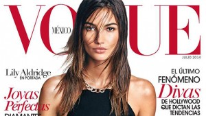 Vogue Mexico Lily Aldridge The Lifestyle Reporter