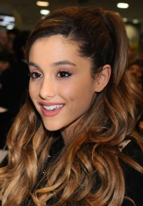 Ariana Grande Close Up Face The Lifestyle Reporter