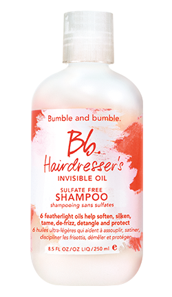 Bumble and Bumble Hairdresser's Invisible Oil The Lifestyle Reporter