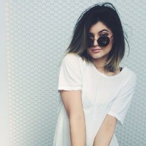 Kylie Jenner Profile Sunglasses The Lifestyle Reporter