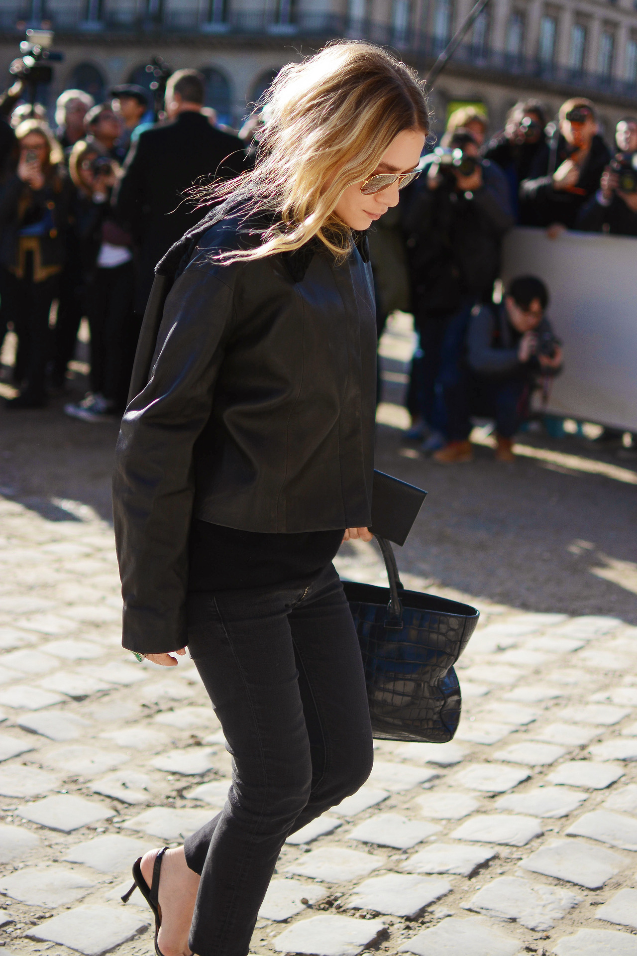 Winter Inspo All Black The Lifestyle Reporter