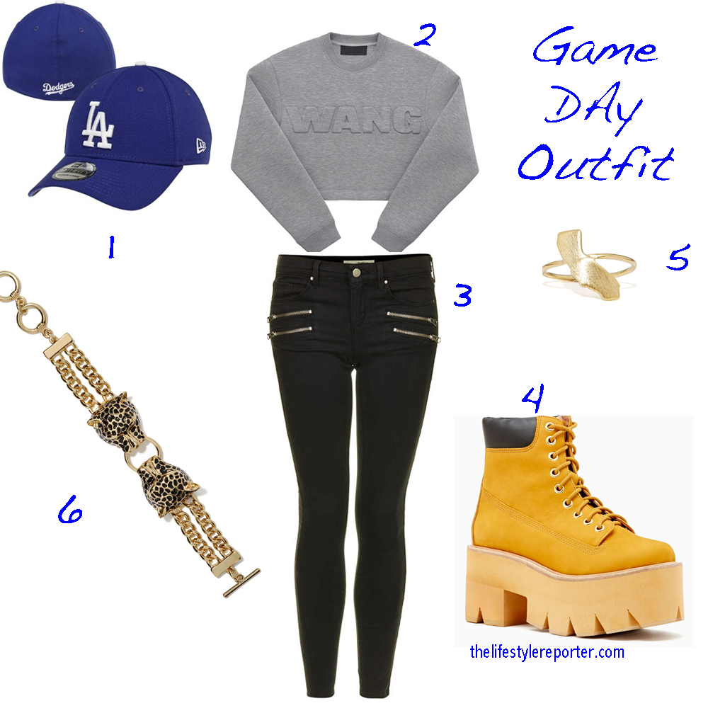 PerfectGameDayOutfit