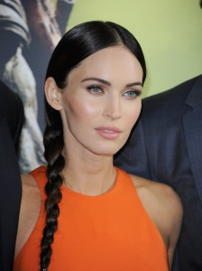 Megan Fox Braid