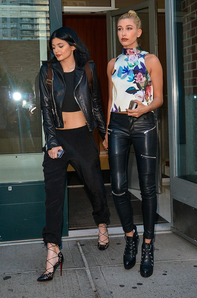 Model Style 6 Style Tricks From Hailey Baldwin The
