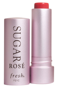 Fresh Sugar Lip Treatment SPF 15 Rose Tint Lip Balm The Lifestyle Reporter