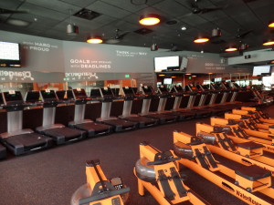 Orange theory Fitness Santa Monica