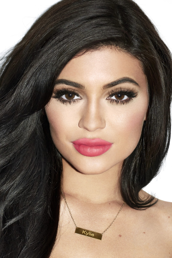 Kylie Jenner Galore Magazine Face