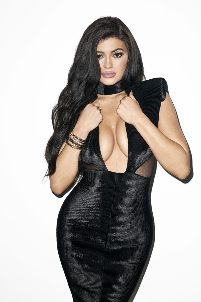 Kylie Jenner Galore Magazine Michael Costello